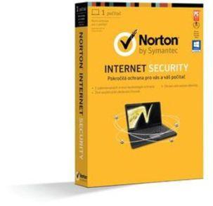 Symantec Norton Internet Security 2014 1 YR, 1 PC